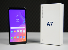 Samsung Galaxy A7 (2018) Review – 3 Cameras for middle class