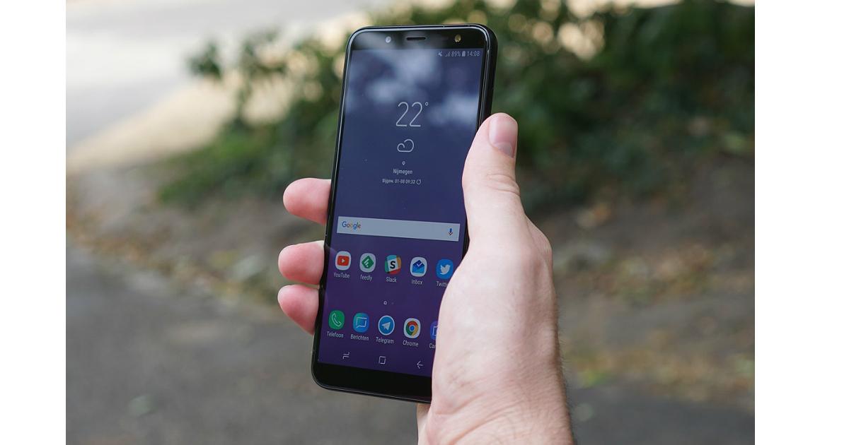 Galaxy J6 receives Android 9 0 Pie OS - Mobosdata