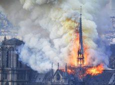 Apple joins Notre Dame rebuilding process