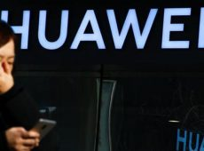 Google suspended business with Huawei