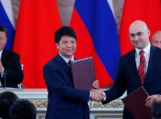 Huawei signed to build Russia's 5G network