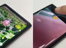 Oppo presents first in-display front facing camera