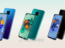 Huawei nova 5i Pro leaks ahead of launch