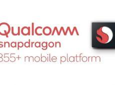 Qualcomm announced Snapdragon 855+