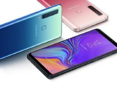 Samsung Galaxy A90 case renders leaked