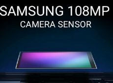 108MP smartphone sensor announced by Samsung