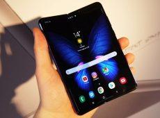 Estimate shows 50 million foldable phones in 2024