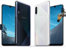 Samsung unveiled Galaxy A50s and A30s