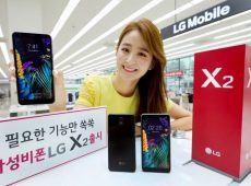 LG introduces X2 (2019) / K30 (2019) to entry level market