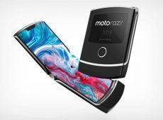 Motorola Razr foldable phone to come in December