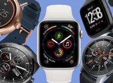 Smartwatch sales go up, Apple still top seller